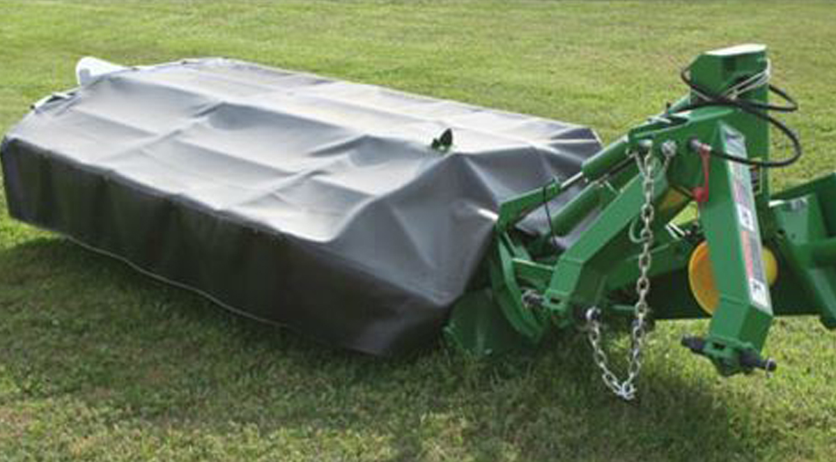Rush-Co Tailored Covers   Mower Covers - Long lasting. Hard working