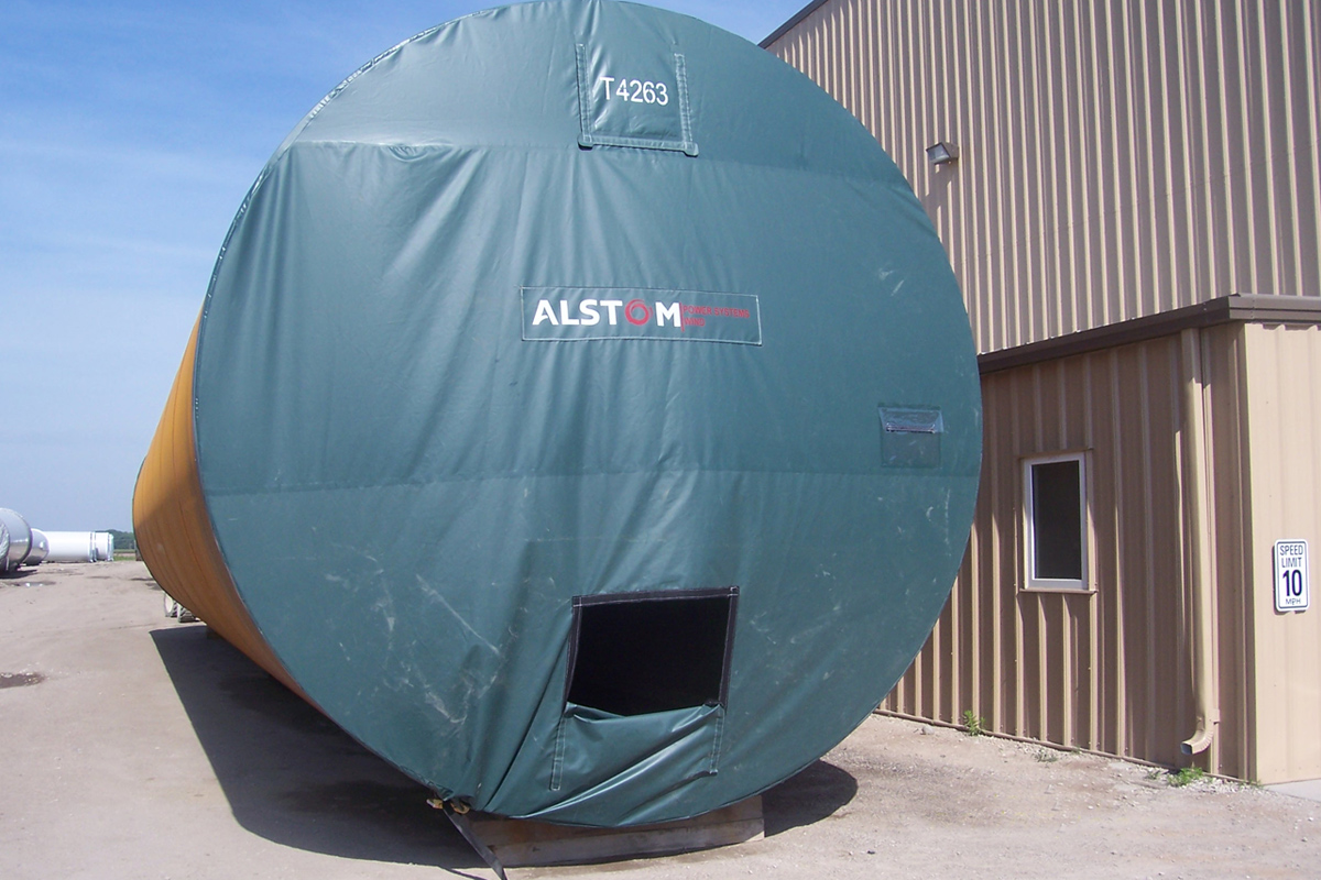 Rush-Co Tailored Covers | Wind Energy Products, Affordable & Flexible 1