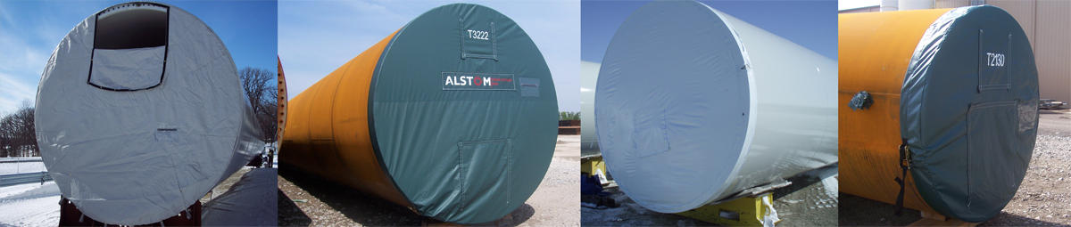 Rush-Co Tailored Covers | Wind Energy Products, Affordable & Flexible 2