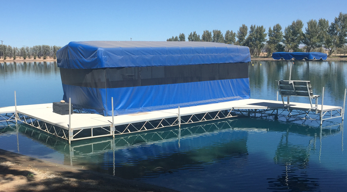 Rush-Co Marine Products | Marine Curtain Systems